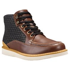 Timberland | Men's Newmarket Mixed-Media Boots