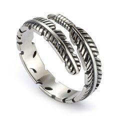 Ulamys Sterling Silver Rings Plain