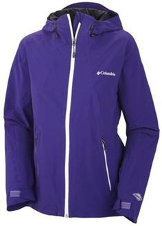 da55059f3 Columbia Womens Millennium Flash Shell Jacket M HYPER PURPLE Waterproof  Breathable Jacket, Columbia Jacket,