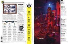 Baltimore magazine. August 2014 issue. Left: David Colwell. Right: Courtesy of Rafael Alvarez. Opposite page: Noah Scialom.
