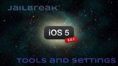 iOS 5.0.1対応おすすめ脱獄アプリと設定方法についてまとめ