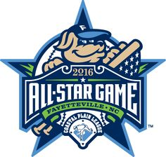 All-Star Game Primary Logo (2016) - 2015 CPL All-Star Game - Fayetteville, NC