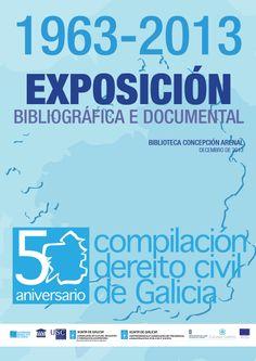 50 aniversario da Compilación de Dereito Civil de Galicia. /  Servizo de Publicacións e Intercambio Científico, 2013.