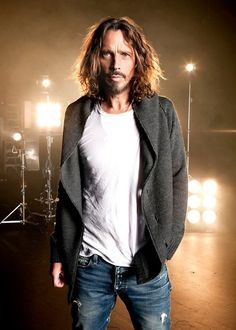 Chris Cornell - SoundGarden/AudioSlave - Singer/Songwriter the hotness continues...