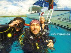 "Finish of the dive site ""Mama Vinas""  #tourguidekay   #tourguide   #playadelcarmen   #tulum   #cancun   #traveltips   #privatetours   #mexico   #privatetourguide   #diving"