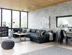 Industrial Living Room Design 10 Industrial Living Room Ideas That You Will Love  Design Trends