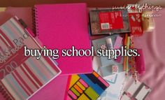 click on the cute school supplies picture above and read my full blog post about how to survive school !