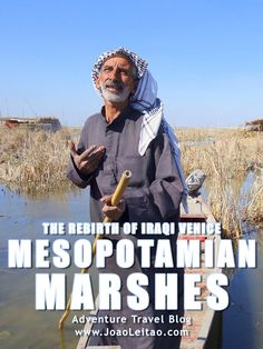 Mesopotamian Marshes, The rebirth of Iraqi Venice
