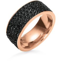 Folli Follie Folli Follie Match & Dazzle Ring (110 CAD) ❤ liked on Polyvore