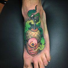 TATTOOS ASOMBROSOS Tenemos los mejores tatuajes y #tattoos en nuestra página web www.tatuajes.tattoo entra a ver estas ideas de #tattoo y todas las fotos que tenemos en la web.  Tatuajes Pies #tatuajesPies
