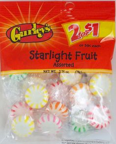 starlight mints assorted