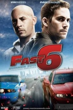 The Fast And Furios 6 Online