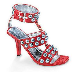 Red Hot - just the right shoe collectibles retired