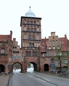 Burgtor,   Lübeck