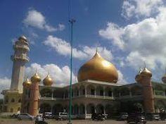 Mesjid Raya AL - ABRAR Padangsidimpuan , mesjid terindah di padangsidimpuan