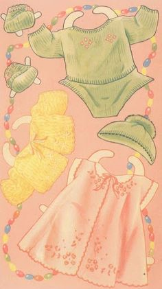 Paper Dolls~New Baby - Bonnie Jones - Álbumes web de Picasa