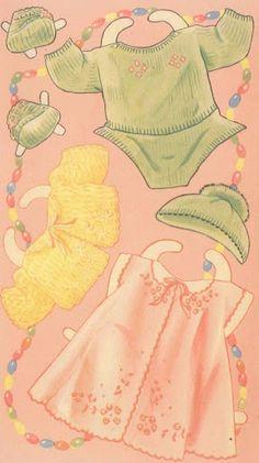 Paper Dolls~New Baby - Bonnie Jones - Álbumes web de Picasa
