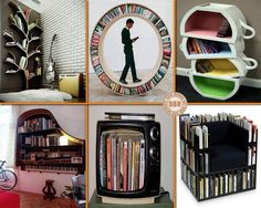 Book lovers need book storage Are you a traditionalist or a revolutionary? Which of these fits the bookworm in you? You'll never look at bookshelves the same way again after viewing a full album of unique bookshelves on our site at http://theownerbuildernetwork.co/ideas-for-your-rooms/home-storage-gallery/bookshelves/ What book are you reading today? Share it with us in the comments section.