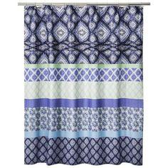 Boho Boutique Haze Shower Curtain