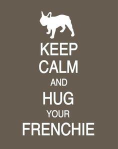 Hug Your Frenchie!