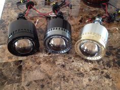 CGT Style Headlight Bi-Xenon Projectors - Retrofit kit for 996 & 986 - Page 4 - Rennlist Discussion Forums
