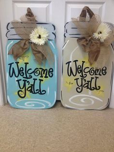 Hey, I found this really awesome Etsy listing at https://www.etsy.com/listing/183975375/mason-jar-door-hanger-summer-wreath