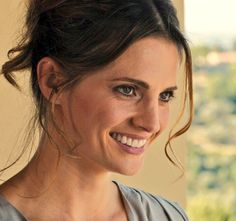 StanaKatic as Anna in LostInFlorence