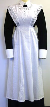 Maid's apron from Titanic survivor.