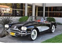 1958 Corvette maybe should have put in bucket list of things to own/drive someday
