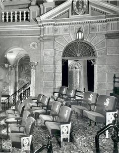 1930's, Saenger Theater