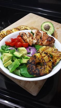 "Aloha Salad! """"  @allthecooks #recipe"