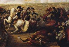 bataille de Wagram par Antoine-Jean Gros