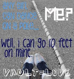 Pole Vault Love