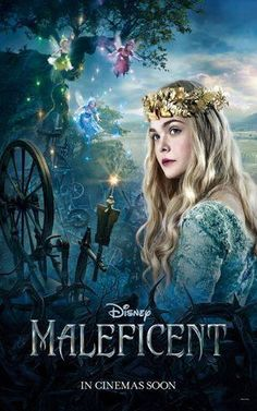 Aurora. Check out my review of the movie here: http://thesoulwanderers.blogspot.ca/2014/05/maleficent-movie.html