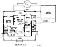 The Valleygate House Plan Images - See Photos of Don Gardner House Plans (3424/11871_f)