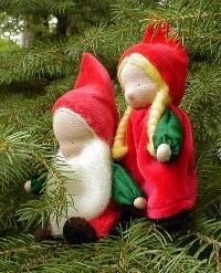Evi Gnome Dolls - Blueberry Forest Toys