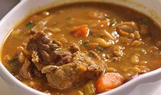 Samp & Beans Casserole : Food : The Home Channel South African Dishes, South African Recipes, Indian Food Recipes, Bean Recipes, Soup Recipes, Lamb Recipes, Yummy Recipes, Recipies, Cooking Recipes
