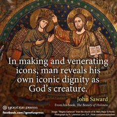 For next time I talk about Catholic art...