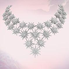 Diamond Star Necklace