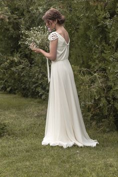 Maureen Wedding Dress - MaudiKa Wedding Dress - Robes de mariée - www.maudika.com