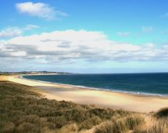 Curracloe Beach, Co. Wexford. Used for the filming of the D- Day sequence in Saving Private Ryan.