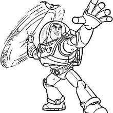 Toy Story 9 - Coloring page - DISNEY coloring pages - Toy Story coloring book pages