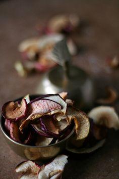 Wegan Nerd! Kuchnia wegańska, zdjęcia, zajawka i muzyka!!: Suszone jabłka