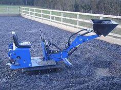 Micro-Mini-Digger-Excavator-La-Sauterelle-In-Kit-Free-Shipping-to-US-Ports