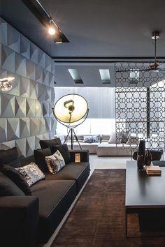 modern interiors & architecture — livingpursuit:   B&B Italia by Studio Omerta
