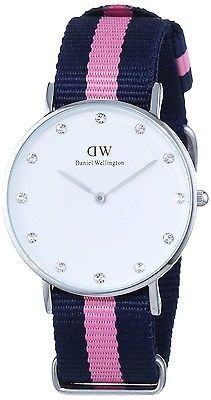 Daniel Wellington Women's 0962DW Classy Winchester Analog Display Quartz Mult...
