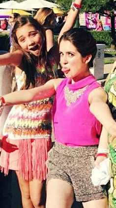 13 Pics of Rowan Blanchard And All Her Famous Friends