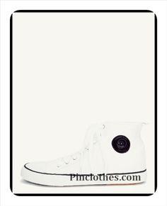 Cheap Converse White Trainer
