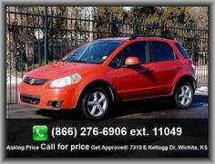 2009 Suzuki SX4 Crossover Base Wagon  Abs And Driveline Traction Control, Stability Control, Wheelbase: 98.4, Power Steering, Power Windows, Fuel Consumption: City: 21 Mpg, Front And Rear Suspension Stabilizer Bars,