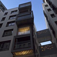 Carré Seine // Issy les Moulineaux Architecture